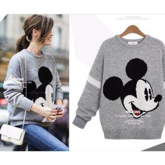 Zashion Winter Sweater Collection 2016-Grey
