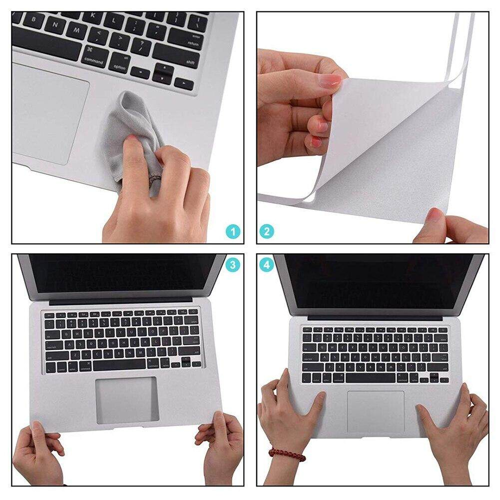 Trackpad Skin Palmrest Cover Screen Protector Anti-scratch for MacBook Air Pro
