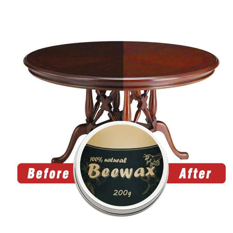 Wooden Furniture Care Wax Practical
