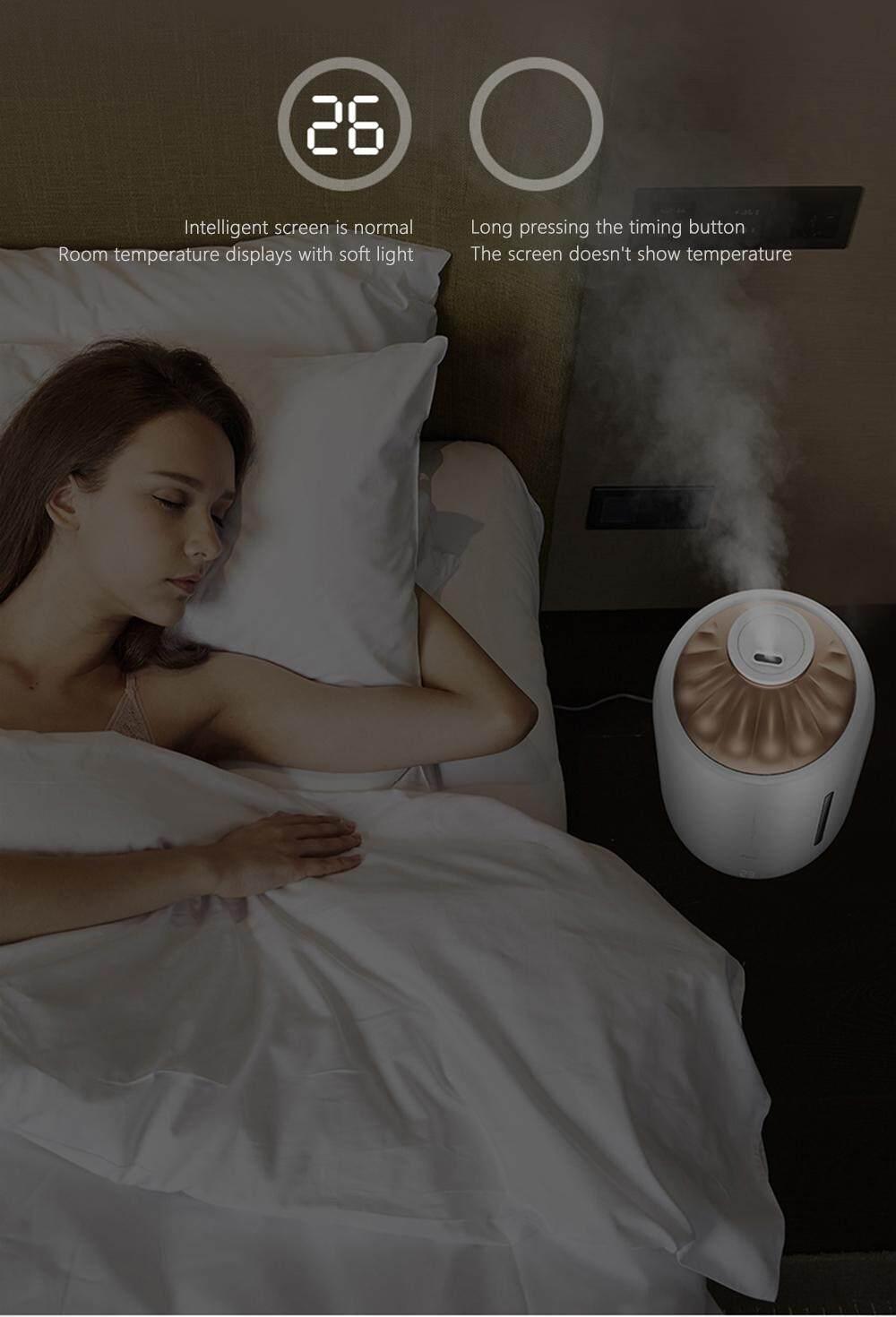 DEERMA Household Humidifier Air Purifying Mist Maker