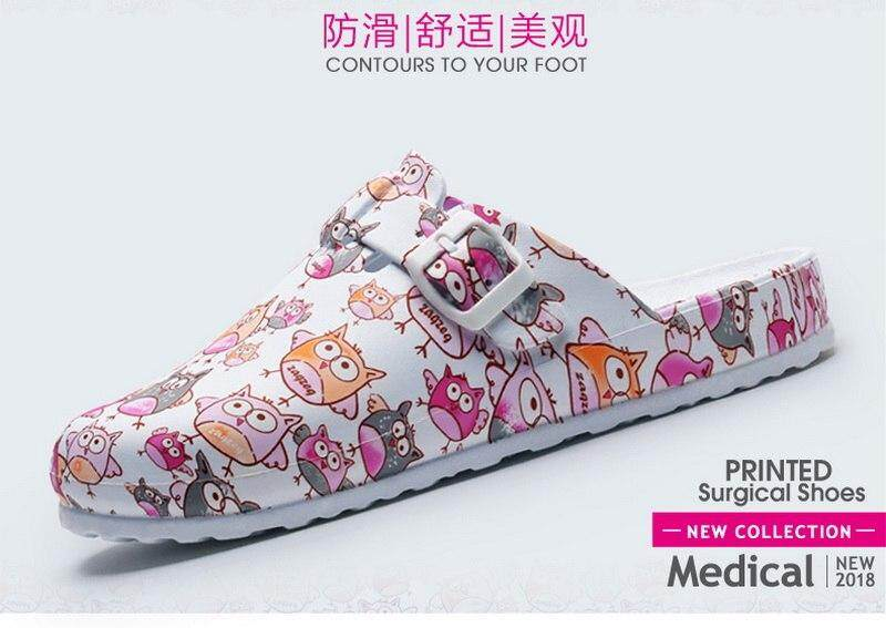 Accessories Back To Search Resultsnovelty & Special Use Hospital Surgical Medical Slippers Doctor Nurse Dentist Waiter Workwear Cleaning Shoes Lab Spa Beauty Salon Shoes Medical Shoes