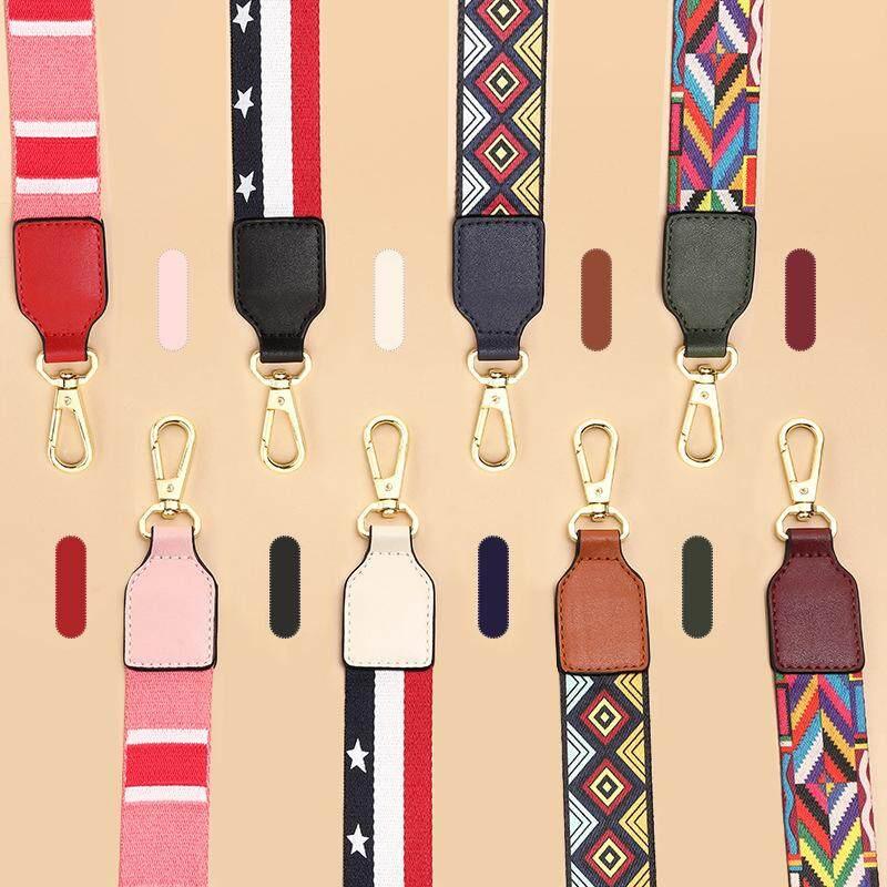 Bag Strap Handbag Belt Wide Shoulder Bag Strap Replacement Strap Accessory Bag Part Adjustable Belt For Bags 120Cm 20