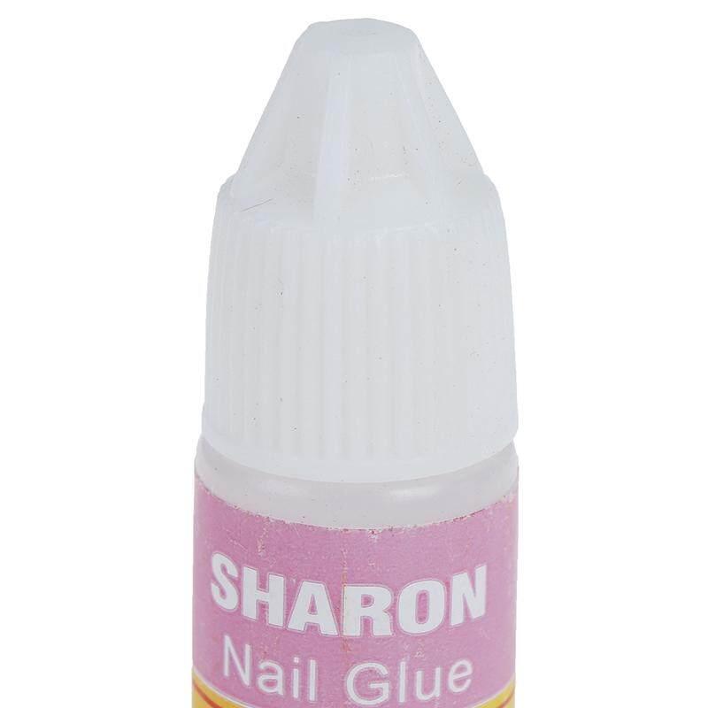 JOLLIC2Pc/Set Nail Glue Acrylic Nail Adhesive Liquid Manicure Art ...