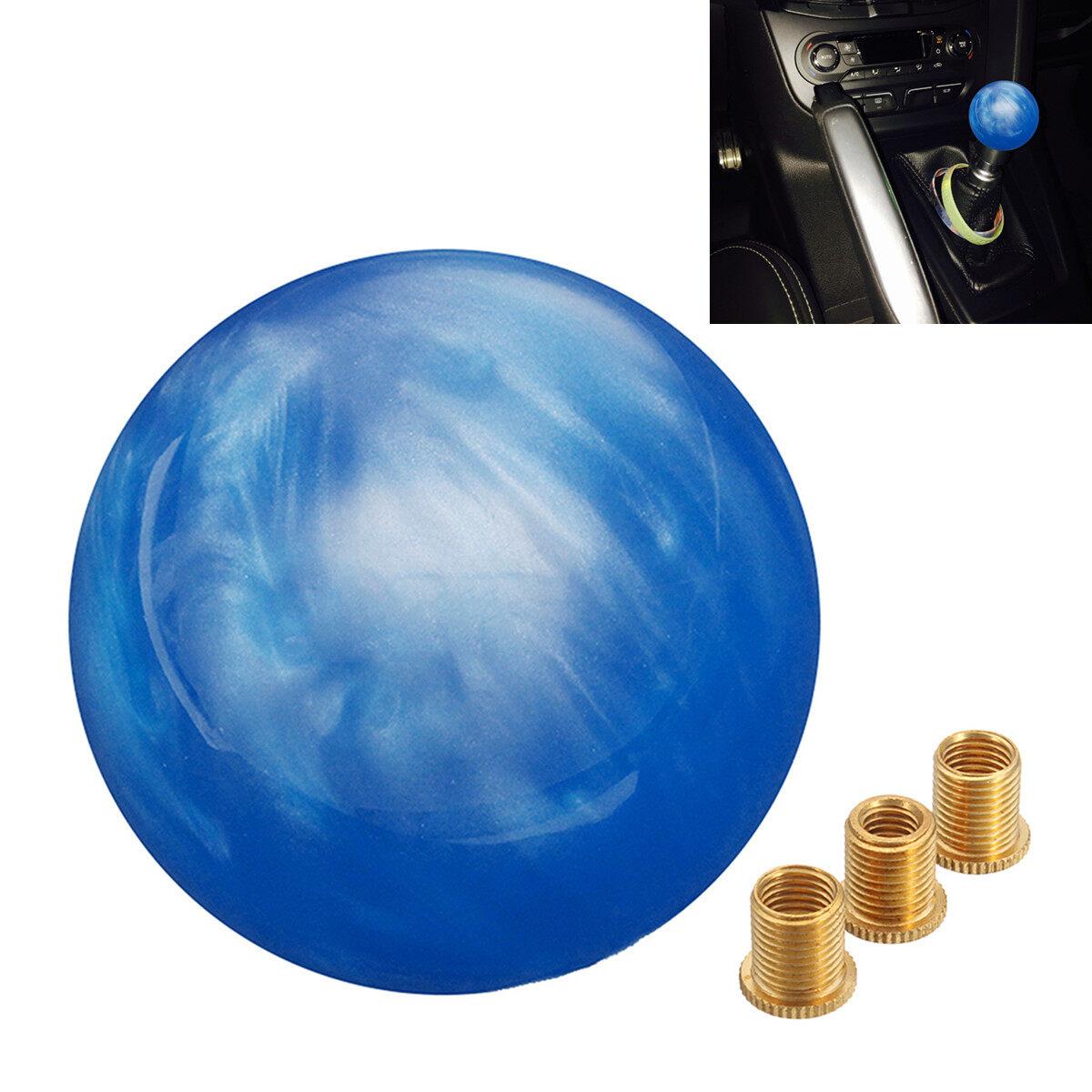 Green Ball Shift Knob 5Speed Short Throw Shifter Lever Selector 12X1.25