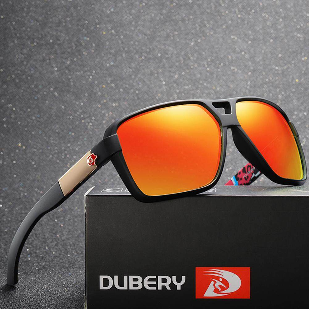 UBERY Polarized Sunglasses Unisex Men Square Sport Driving Fishing UV400 Goggles