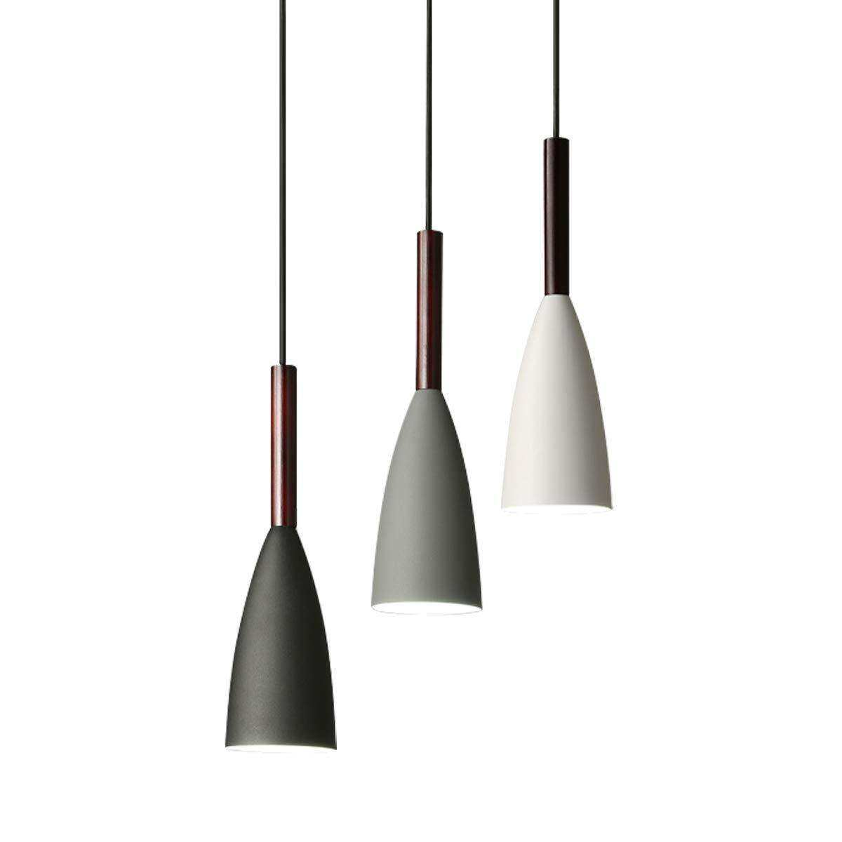 Modern 3 Pendant Lighting Nordic Minimalist Pendant Lights Dining Table Kitchen Island Hanging Lamps Dining Room Lights E27 Free Shiping Lazada Ph