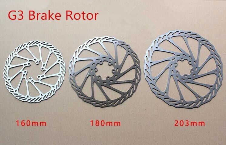 Avid G3CS Clean Sweep Disc Brake Rotor 203mm 1pc With 6 screws
