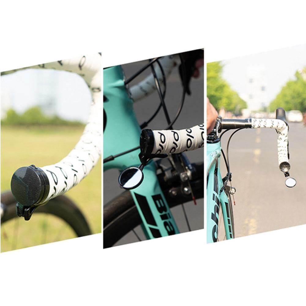 Mirrycle Mountain Mirror Adjustable fits Hybrid MTB Recumbent Bike Urban Bicycle