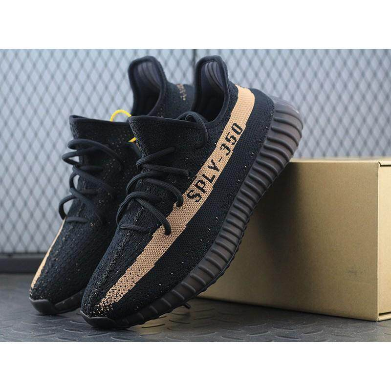 the latest a5f68 31ddb Adidas_ Yeezy Boost 350 V2 Black Copper BY1605 women and men shoes 2019