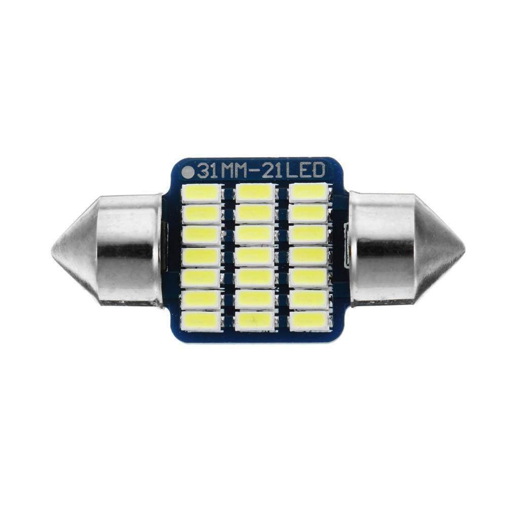 12v Car Dome Light 3014 SMD CANBUS Festoon Car Interior Lamp Bulbs c5w No  error License Plate Lights (31mm)