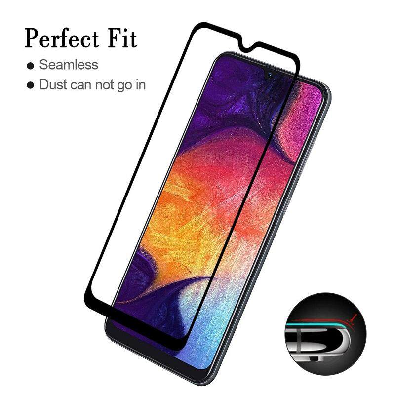 Screen Protector for Samsung Galaxy S10 S10+ S9 plus S10E Full coverage  Tempered Glass Screen Film Glue Screen Protector