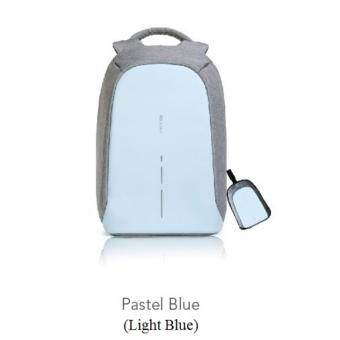 Harga 100% ORIGINAL BOBBY COMPACT XD DESIGN Anti-Theft Backpack (Free Mini Bobby Bag & Rain Cover)