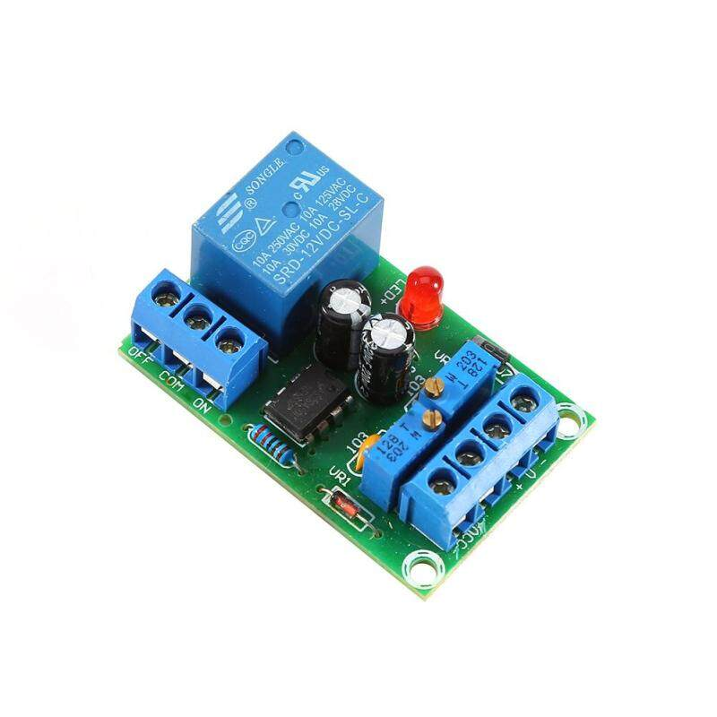 Buy 12V Battery Automatic Charging Controller Module Protection Board Relay Board Malaysia