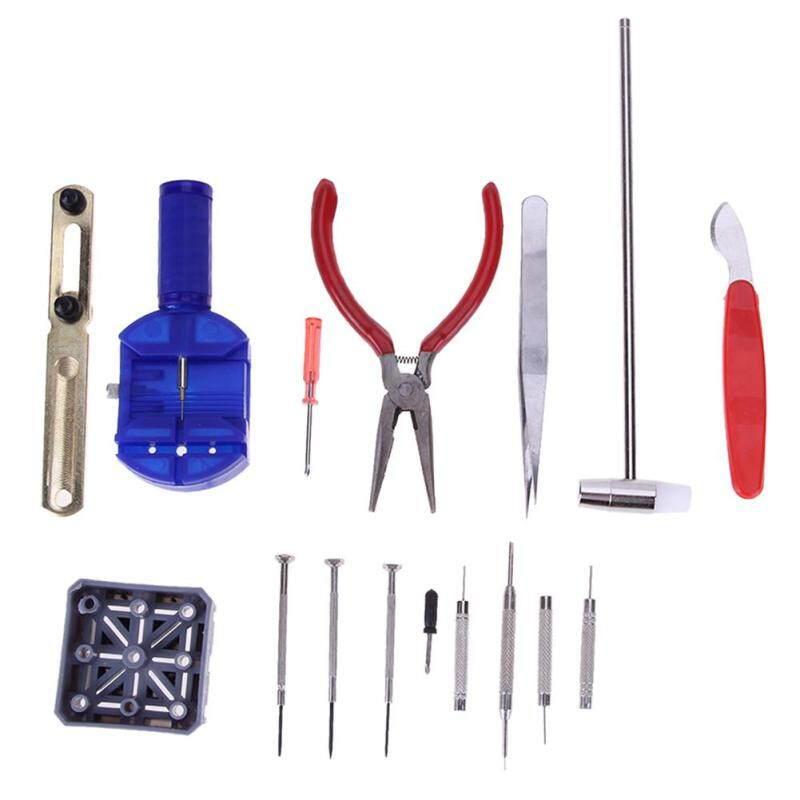 16pcs Watch Back Opener Repair Tool Kit Malaysia