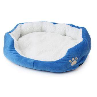 1STOP Premium Pet Bed 60cm x 50cm - Blue