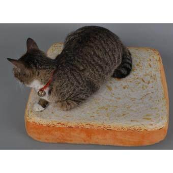 1STOP Premium Toast Bread Pet Bed 40cm x 40cm