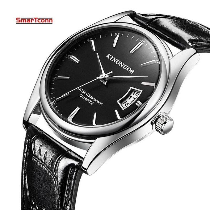 2017 Casual Fashion Quartz Watch Men Watches Top Luxury Brand Famous Wrist Watch Male Clock For Men Hodinky Relogio Masculino Malaysia