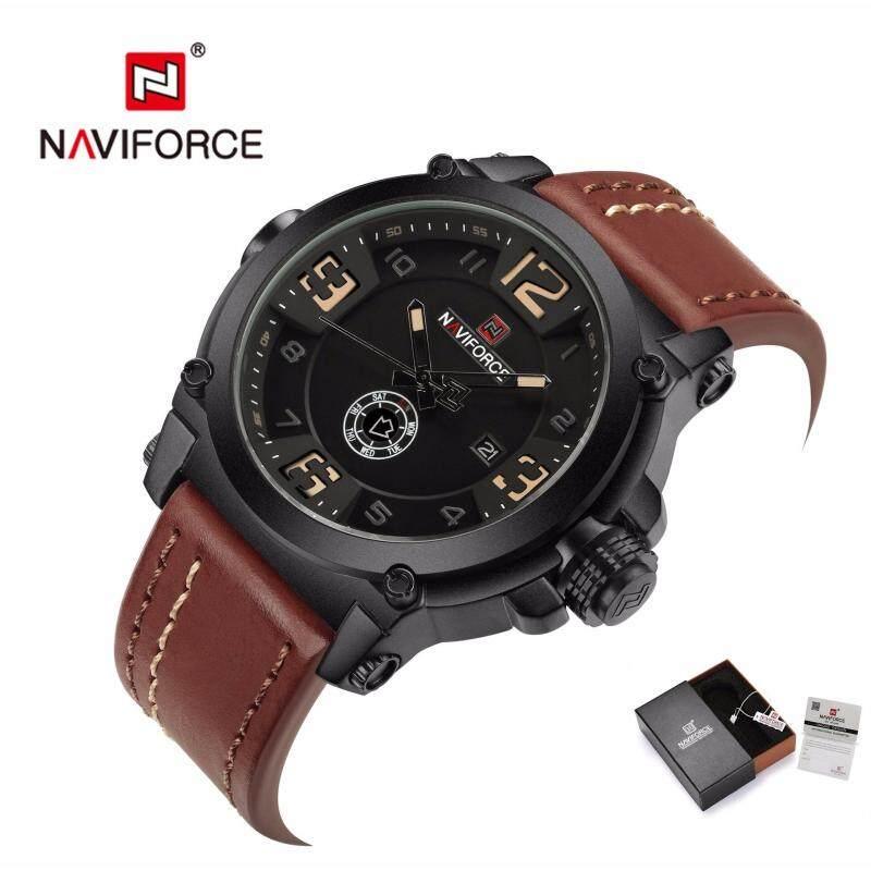 2017 naviforce fashion high-end brand mens fashion sports watch waterproof mens quartz watch mens watch watch watch Relogio Masculino Malaysia