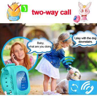 2Cool Phone Call Kids Smart Watch GPS Tracker Anti Lose ChildrenWatch
