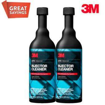 3M Advanced Fuel Injector Cleaner-Set of 2
