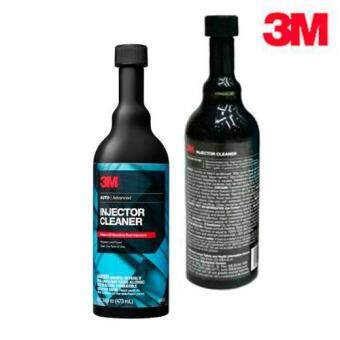3M Advanced Fuel Injector Cleaner (USA Product) - Set of 1