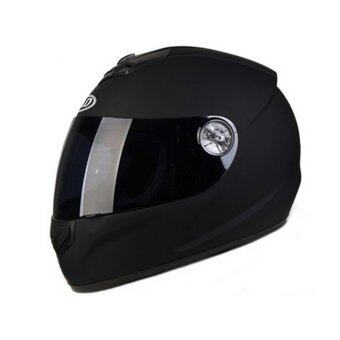 Harga Ad-179 Motorcycle Helmet - Matt Black
