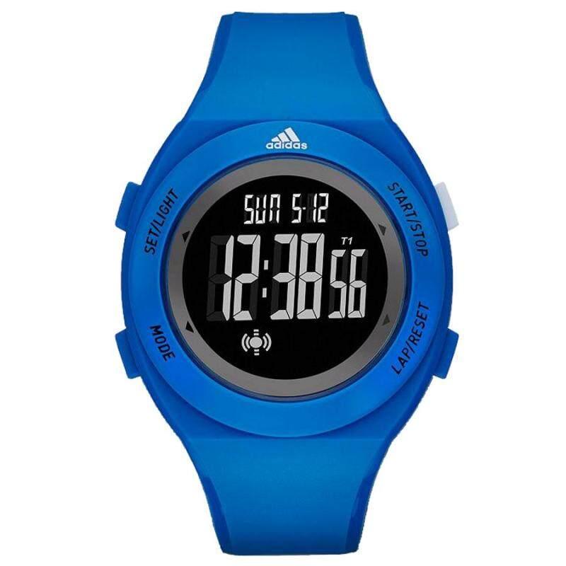Adidas ADP3217 Mens YUR Basic Digital Blue Resin Watch Malaysia