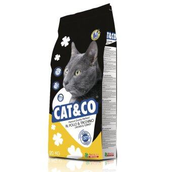 Harga Adragna Cat & Co Premium Maintenance Chicken & Turkey 20kg