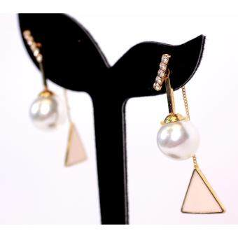 AFGY FGA 222 Fashion Pearl Drop Daily Earring