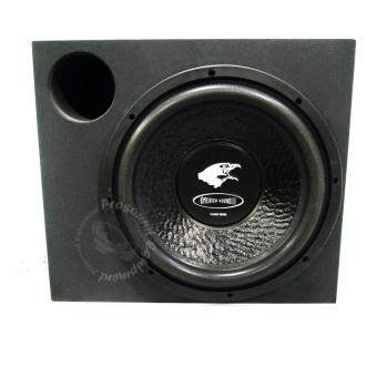 AMERICA SOUND CLASSIC SERIES 12'' SUB WOOFER (C12.1SM) WITH BOX BUILD IN MONOBLOCK AMP 1500W