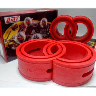Harga AMT Power Cushion Buffer Coil Spring Rubber Damper Size D(Ori RedPacking)