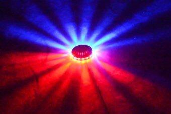 AOBO Lighting Sunflower 48LED RGB Bar Party Disco DJ Effect LightSound-Control Stage Lighting LSF101 - Intl - 4