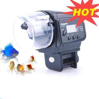 Aquarium Automatic Fish Food Tank Feeder Timer Auto Feeder forAquarium