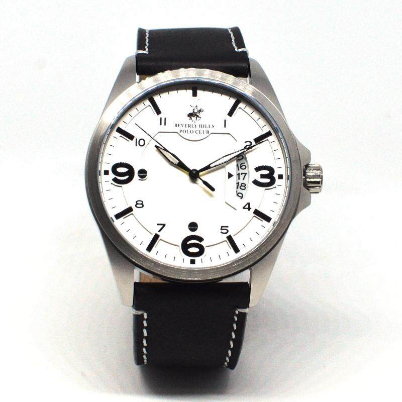 Beverly Hills Polo Club Gents Watch 8026G-SS-1 Malaysia