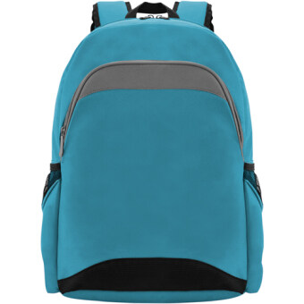 BMB Laptop Book Document Travel Casual Office Business Bag BackpackS02-390STD-13 Daypack (TURQUOISE)