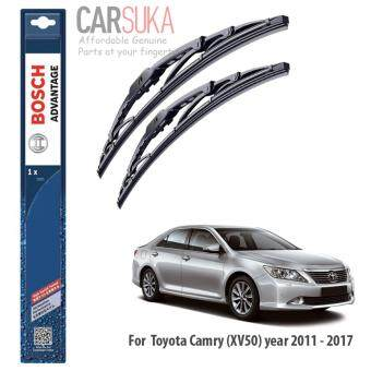"Bosch Advatnage Wiper Blade (set) for Toyota Camry (2011 - 2017)26\""/18\"" (100 % Genuine Bosch Malaysia)"