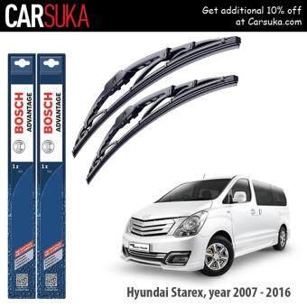 Bosch Avantage Wiper Blade (Set) for Hyundai Starex (2007 - 2016) 24?/20? (100% Genuine Bosch Malaysia)