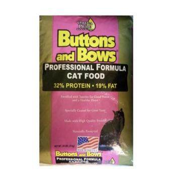 Buttons And Bows Professional Formula Cat Food 18kg