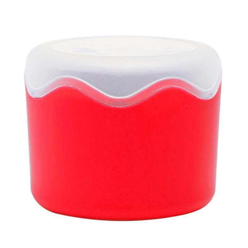 Candy Color Plastic Wristwatch Storage Single Watch Box Case with Sponge Malaysia