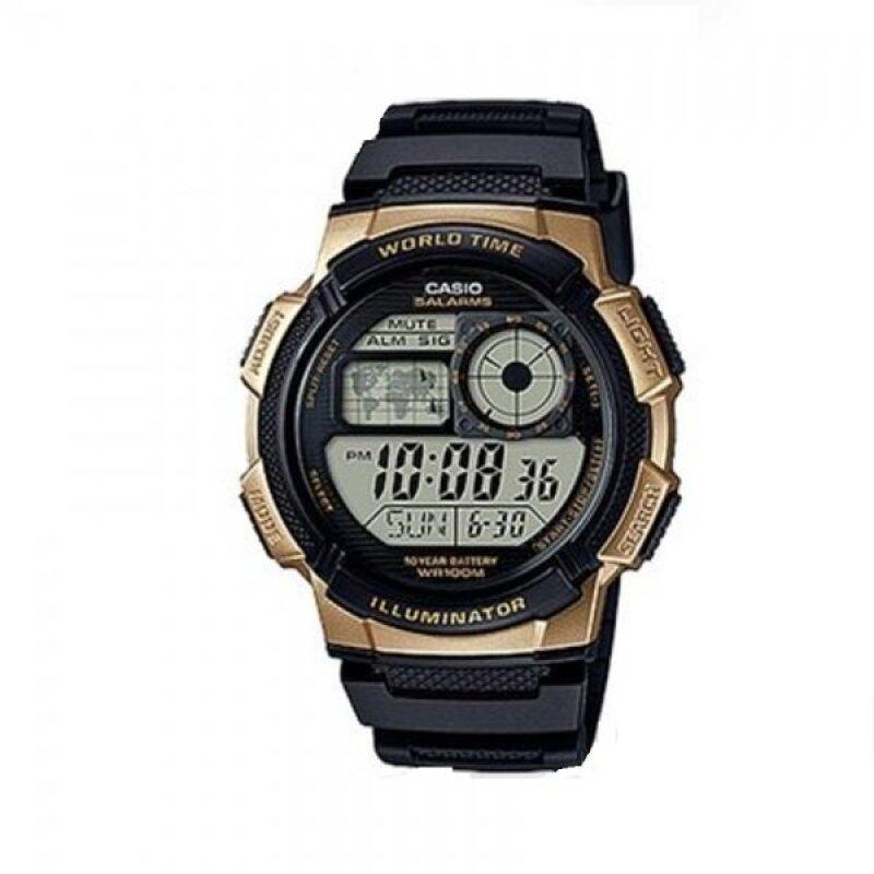 Casio AE-1000W-1A3VDF  Original & Genuine Watch Malaysia