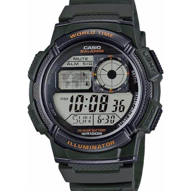 Casio AE-1000W-3AVDF Original & Genuine Watch Malaysia
