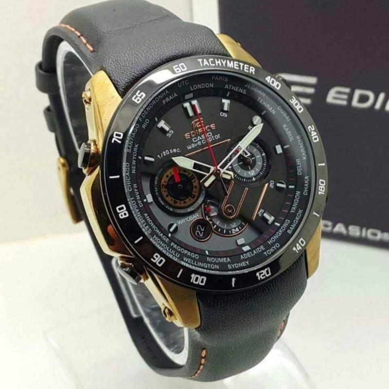 Casio Edifice 5061 EQW - M1000 : BLACK Malaysia