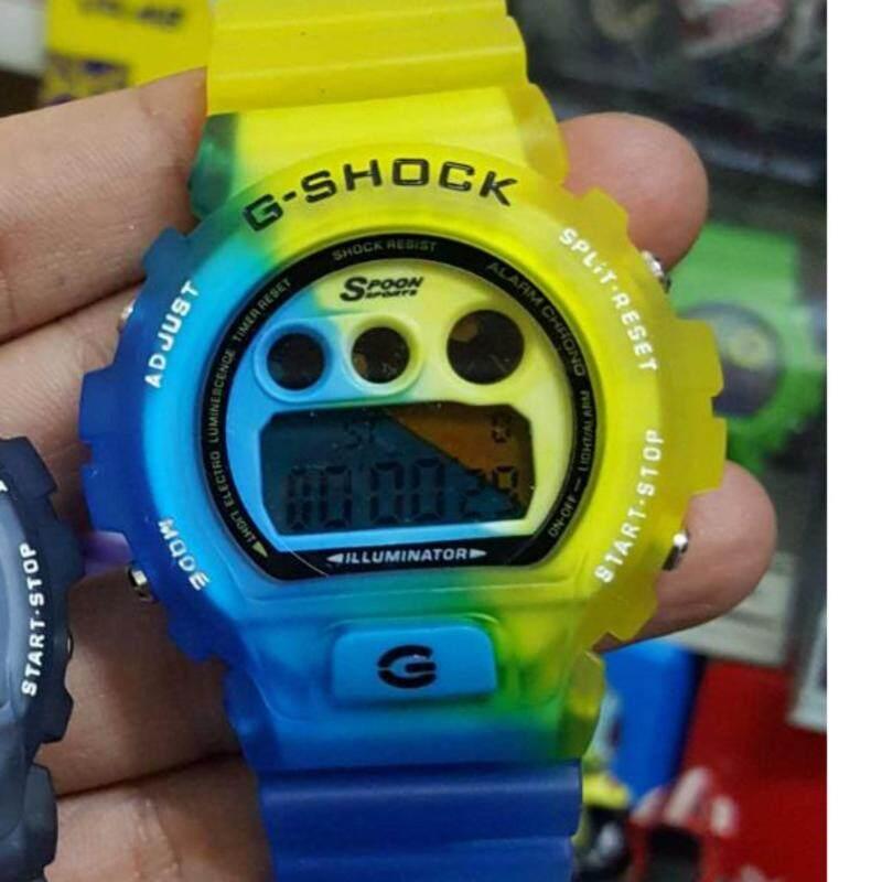 Casio G-Shock DW6900 Spoon Malaysia