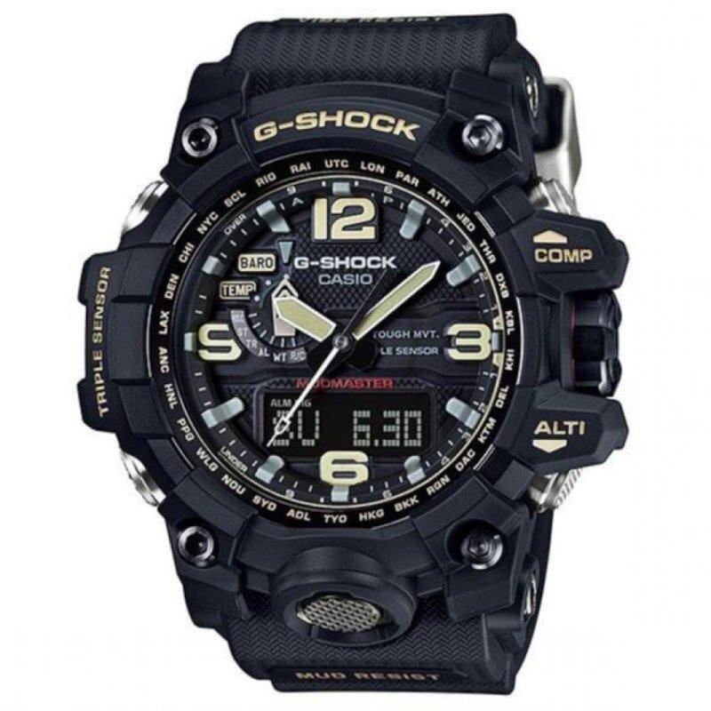Casio G-Shock GWG-1000-1A MUDMASTER Series Analog Digital Watch Malaysia