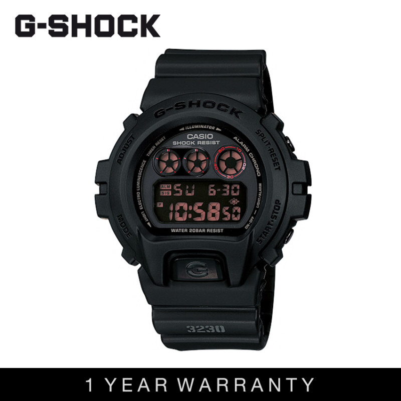 Casio G-Shock Men DW-6900MS-1DR Resin Watch Malaysia