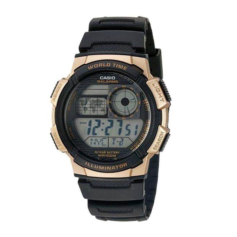 CASIO STANDARD AE-1000W-1A3V Digital Watch (100% Authentic) Malaysia