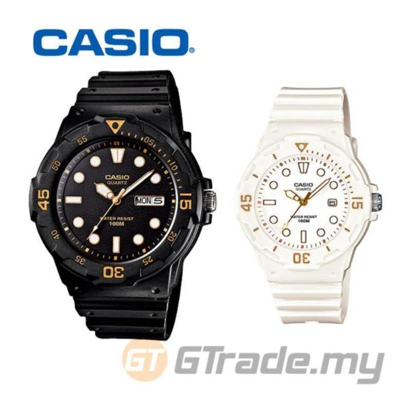 CASIO STANDARD MRW-200H-1EV & LRW-200H-7E2V Analog Couple Watch Malaysia