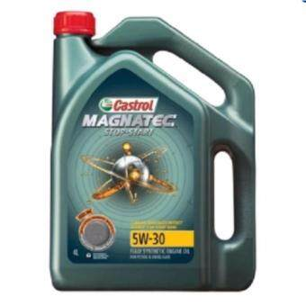 Harga Castrol Magnatec Stop-Start Fully Synthetic 5W-30 (4L)