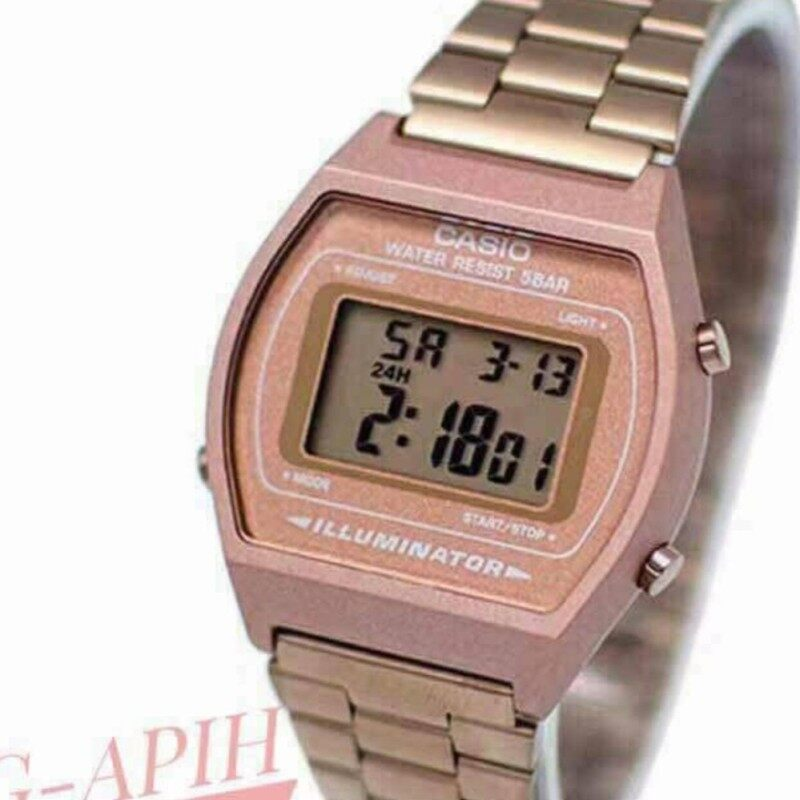 CASUAL ROSE GOLD WATCH FOR LADIES Malaysia