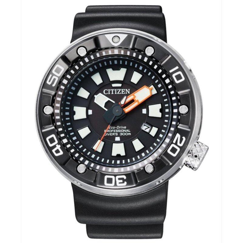 Citizen Eco-Drive BN0176-08E ProMaster Sea Collection Diver Aqualand 300M Watch Malaysia